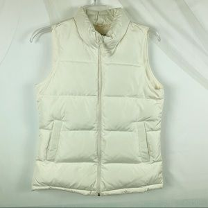 Lands' End | Insulated Down Feather Vest 10 - 12
